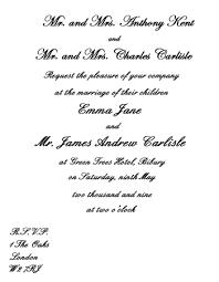 wedding invitation wording etiquette Wedding Invite Wording Couple Hosting Uk wedding invitation wording Wedding Invitation Wording Informal