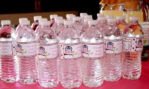 Decorating Water Bottles For Baby Shower Photo Baby Shower Decorations Bulk Baby Image 18