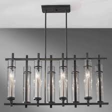 linear chandelier for elegant home interior lighting linear chandelier with contemporary linear suspension lighting and