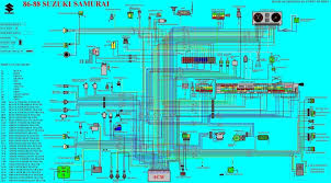 suzuki samurai alternator wiring diagram suzuki suzuki samurai alternator wiring diagram jodebal com on suzuki samurai alternator wiring diagram