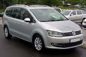 volkswagen minivan 2015. volkswagen sharan minivan 2015 m
