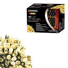 Battery Operated Net Lights With Timer Christmas Workshop 76070 100 Led Battery Operated Net Lights