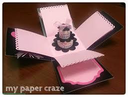 Handmade Birthday Cards Designs Meilleur De Handmade Birthday Card