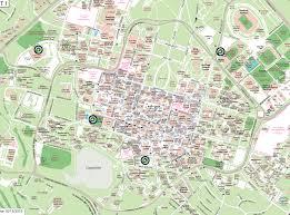 maps  stanford parking  transportation services