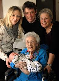 Great-grandmother celebrates 100th birthday | Kidderminster Shuttle