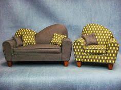 how to make miniature furniture. Dollhouse Miniature Furniture - Tutorials | 1 Inch Minis: CHAIR UPHOLSTERING TUTORIAL How To Make And Upholster A Scale Chair.