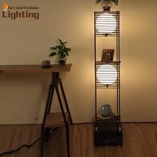 ikea shelf lighting. top grade iron grille floor lamp modern ikea shelf light ball glass shade marble pedestal 880402f lighting
