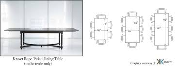 standard dining room table size. Standard Dining Room Table Size Inspiration Ideas Decor Fine Design Sizes Fascinating Dimensions For