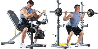 Golds Gym Xrs 20 Olympic Workout Bench Without Rack Buy