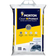 morton salt clean and protect 40lb
