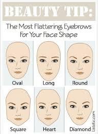 eyebrow for face
