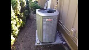 lennox 4 ton condenser. not everything has to be the same brand! coleman furnace/lennox ac lennox 4 ton condenser