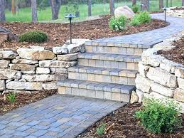 rock pavers retaining wall stone steps rock retaining wall fort retaining wall home depot
