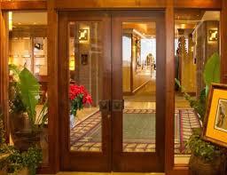 Interior Office Door