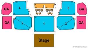 Chukchansi Outdoor Pavilion Seating Chart Chukchansi Gold Resort And Casino Tickets Chukchansi Gold