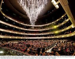 Dallas Opera House Opera House Opera Foster Partners
