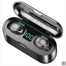 Christmas sale】【<b>Bilikay F9 TWS True</b> Wireless Stereo Earphone ...