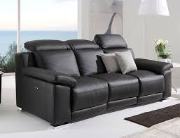 modern leather sofa recliner. Contemporary Modern Contemporary Leather Sectional With Recliner And Modern Sofa