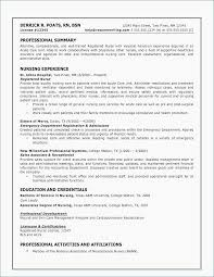 Resume Sections Enchanting Sections A Resume Luxury Personal Assistant Resume New Paid Profile