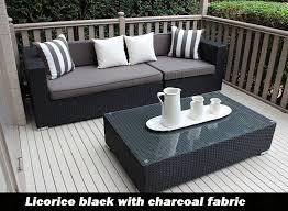 wicker outdoor furniture gartemoebe 3