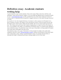good words for a definition essay   reportthenewswebfccom good words for a definition essay