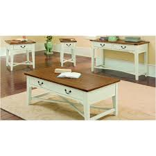 135 014 vaughan bassett furniture elizabeth white oak living room cocktail table