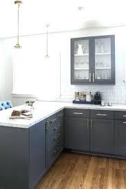 kitchen countertops quartz with dark cabinets. Grey Quartz Countertops Coastal Kitchen  . With Dark Cabinets