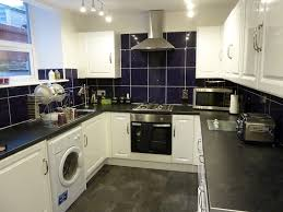 attractive new fitted kitchen refurbishment project in cardiff