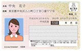 個人 番号 カード