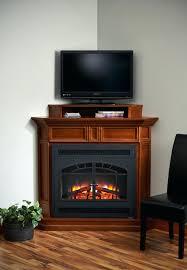 corner electric fireplace tv stand menards
