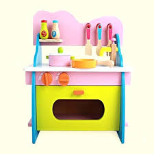 wooden toy kitchen colorful baby toys kitchen toys set wooden toys children pretend play simulate kitchen wooden toy