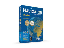 <b>Бумага Navigator Paper Office</b> Card A4 160g/m2 250 листов