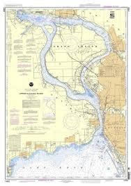Noaa Chart 11452 Noaa Chart 14832 Niagara Falls To Buffalo By Noaa
