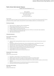 Admin Resume Format – Iinan.co