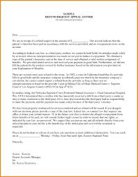 sample insurance appeal letter for no authorization best 8 appeal letter format card authorization 2017 pertaining to sample insurance appeal letter for