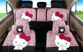 car seat leopard print car seats whole universal hello kitty honeycomb mesh auto seat