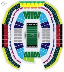 Chicago Bears Seating Chart Virtual Buy Sell Atlanta Falcons 2019 Season Tickets And Playoff
