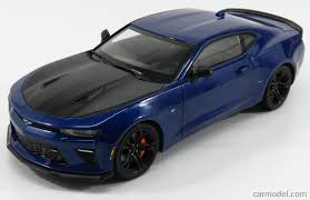 AUTOWORLD AW241/06 Scale 1/18 | CHEVROLET CAMARO SS 1LE COUPE 2017 ...