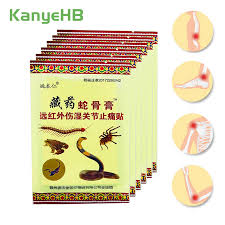 <b>48pcs</b>/<b>6bags</b> Pain Relieving Patches Plasters Stickers Shoulder ...