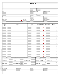 Free Paycheck Stubs 15 Free Pay Stub Templates Word Excel Formats