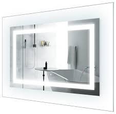 led lighted 42 inch x 30 inch bathroom