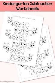 Math Kindergarten Are You Ready For Kindergarten Math Skills Math ...