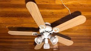 hampton bay carousel ii ceiling fan 44 bleached oak blades