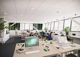 scandinavian office design. Office Stockholm Interior Design Scandinavian 3d Y