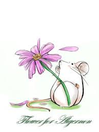 mouse clipart flower for algernon pencil and in color mouse  pin mouse clipart flower for algernon 2