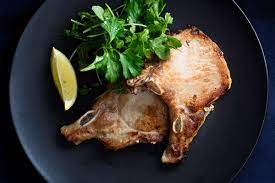 thin pan seared pork chops recipe nyt