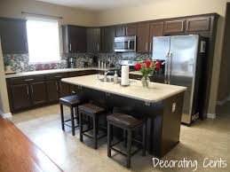 For A New Kitchen Decorating Cents Kitchen Cabinets Revealed
