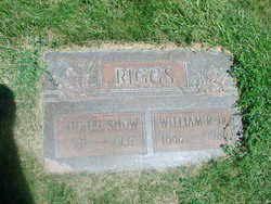 Muriel Snow Riggs (1891-1957) - Find A Grave Memorial