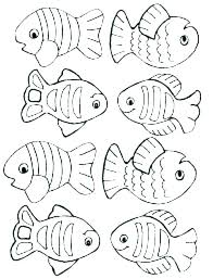 loaves and fishes coloring page fish of bread picture a five two sheet