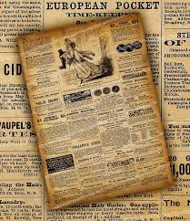 Vintage Newspaper Template Free Old Newspaper Format Insaat Mcpgroup Co